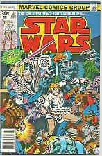 Buy STAR WARS #2 (Marvel Comics) 1st series Fine range or better 1st print 1977