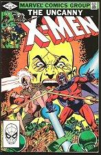 Buy Uncanny X-men #161 VF- Marvel Comics 1982 1st print and series