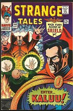 Buy Strange Tales #148 DR. STRANGE / SHIELD Bill Everett Kirby/Heck1966 Fine/VF-key