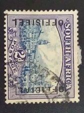 Buy South Africa - Used SG O23 -1v 1935-49 - Official - 2d. blue and violet