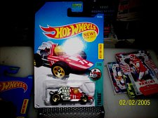 Buy 2015 Hot Wheels Collector No #145 NEW FOR 2017 HEAD STARTER TOONED