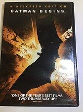 Buy BATMAN BEGINS 140mi WS DVD Katie HOLMES Michael CAINE Morgan FREEMAN Gary OLDMAN