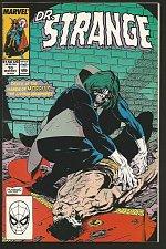 Buy Doctor Strange #10 The Sorcerer Supreme Marvel Comics 1989 VF+/NM+