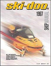 Buy 1997 Ski-Doo MX Z, Formula, Scandic, Grand Touring, Summit Service Manual on CD