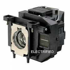 Buy OEM COMPATIBLE ELPLP67 LAMP IN HOUSING FOR EPSON PROJECTOR MODEL MG-50