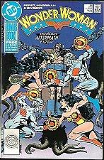 Buy WONDER WOMAN #26 VF- 1988 DC Comics Perez Giffin Bates 16Page BonusBook Invasion