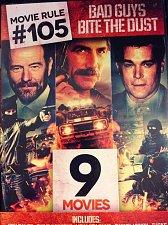 Buy 9movie DVD 14hrs MEN WITH GUNS,SEDUCED,CON GAMES,TUSKS,STREET CORNER,AIRBORNE