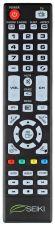 Buy genuine factory original Seiki REMOTE CONTROL - SE65UY04 LED 4K HD TV LCD V CHIP