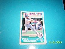 Buy 1988 Score Young Superstars series 1 baseball PETE INCAVIGLIA #32 FREE SHIP