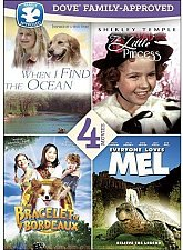 Buy 4movie DVD Ally CARSON Kelsey EDWARDS Julie HAGERTY Vanessa EVIGAN Diane LADD