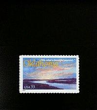 Buy 2007 39c Oklahoma Statehood, 100th Anniversary Scott 4121 Mint F/VF NH