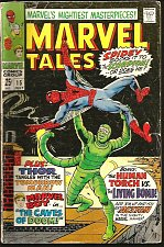 Buy Marvel Tales #15 Spider-man DITKO Thor KIRBY Marvel Boy Human Torch 1950's/1960s