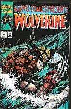 Buy WOLVERINE: Marvel Comics Presents #99 1st print 1992