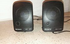 Buy Sony speakers SRS-27 Computer Speakers