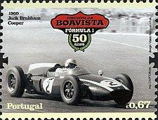 Buy Portugal 1v mnh 2007 Mi 3314 2008 51 Years of Formula 1 in Portugal