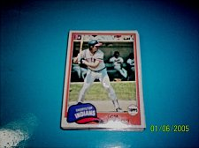 Buy 1981 Topps BASEBALL CARD OF TOM VERYZER #39 MINT FREE SHIPPING