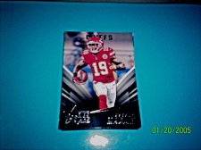 Buy 2015 Rookies and Stars JEREMY MACLIN CHIEFS Football Card #44 free ship