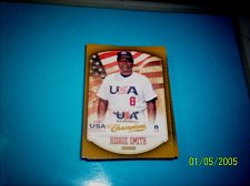 Buy REGGIE SMITH #35 2013 Panini USA Champions Gold Boarder Card FREE SHIP