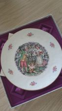 Buy ROYAL DOULTON 1982 VALENTINES DAY PLATE