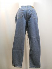 Buy Womens Jeans Size 20 ROUTE 66 Stonewashed Tapered Leg 38x30 High Waist Average