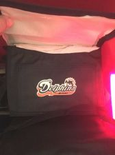 Buy Miami Dolphins 6-Pack Lunch Cooler NEW