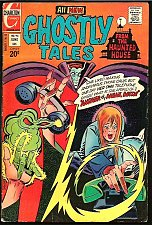 Buy Ghostly Tales #95 STEVE DITKO 1972 Charlton Comics