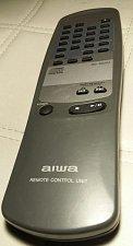 Buy Aiwa RC 7AC04 Remote Control - XC 30 XC 30M XC 35 XC 35M XC 37 XC 37M rc7aco4