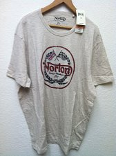 Buy Men`s XL Lucky Brand Norton Laurel Leaves Tee Lucky Brand NWT