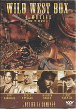 Buy 4movie DVD Telly SAVALAS,A Town Called HELL,EAGLES WING,NAVAJO JOE,Pancho Villa