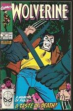 Buy LOGAN, Wolverine #20 Marvel Comics Duffy, Janson, Palmer1989