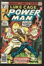 Buy POWER MAN #47 Marvel Comics 1977 Fine range Claremont, Tuska, B. Smith
