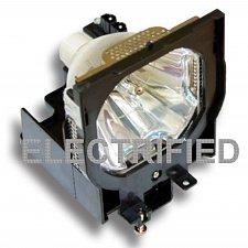 Buy SANYO POA-LMP49 POALMP49 OEM LAMP IN E-HOUSING FOR PROJECTOR MODEL PLC-XF42