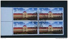 Buy NDIA STAMP BLOCK OF 4 WITH FIRST DAY CANCELLATIONON CENTENARY CELEBRATION PATNA