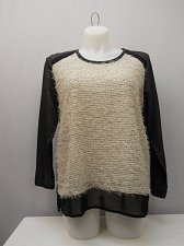 Buy Womens Tunic Sweater PLUS SIZE 1X STYLE&CO. Scoop Neck Long Sleeves Pullover