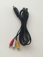 Buy 6ft red white yellow a/v to 10 pin COMPONENT cable cord DirecTV,wire plug,DTV