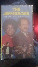 Buy The Jeffersons Collector's Edition VHS 4 Episodes Columbia House NEW
