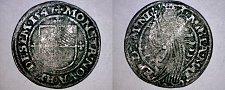 Buy 1547 German States Hildesheim 1 Mariengroschen World Silver Coin
