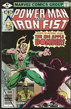 Buy Power Man and Iron Fist #59 Marvel Comics 1979 VF- range