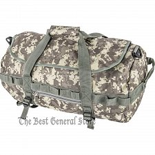 "Buy 20"" Digital Camo Tote Luggage Duffle Sports Gym Bag Polyester 600D Zipper Pocket"