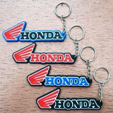 Buy HONDA KEYCHAIN KEYRING RUBBER MOTORCYCLE BIKE CAR GIFT FREE SHIPPING