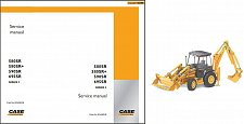 Buy Case 580SR 580SR+ 590SR 695SR Series 3 Backhoe Tractor Service Repair Manual CD