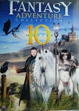 Buy 10movie DVD MERLIN,BEASTMASTER,DRAGONQUEST,BLACKBEARD,POSEIDON Tanya ROBERTS