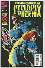 Buy The Adventures of Cyclops & Phoenix #1 Marvel Comics Lobdell, Gene Ha VF/NM 1994