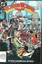 Buy WONDER WOMAN #30 VF 1989 DC Comics Perez Blyberg Marrinan