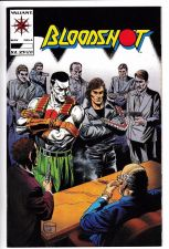 "Buy Valiant Comic ""Bloodshot"" No.4"