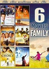 Buy 6movie DVD John Ritter,Robert Urich,Joanna Kerns,Reese Witherspoon,Matthew Perry