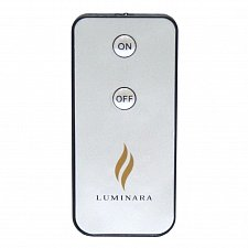 Buy LUMINARA Remote Control - flameless flame effect light candles Votive Pillar LED