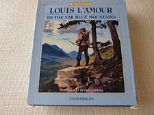 Buy Louis L'Amour To the Far Blue Mountains 8 CD audio book 9hours John CURLESS