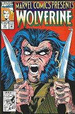 Buy WOLVERINE: Marvel Comics Presents #93 1st print 1991