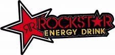 Buy 1 New stickers/decals Rockstar Energy Motocross ATV Racing Free shipping 02